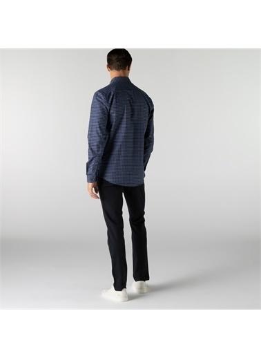 Lacoste Lacoste Erkek Slim Fit Lacivert Pantolon Lacivert